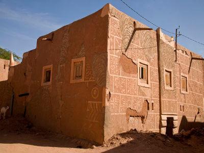 Marché Agadez 2020