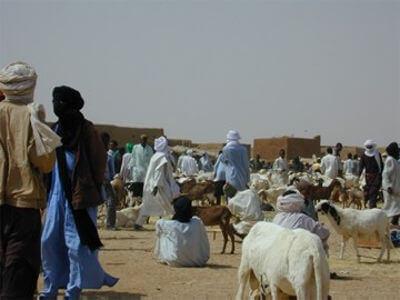 Marché Agadez 2018