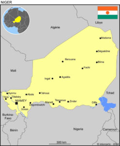 Niger centrale solaire photovoltaïque