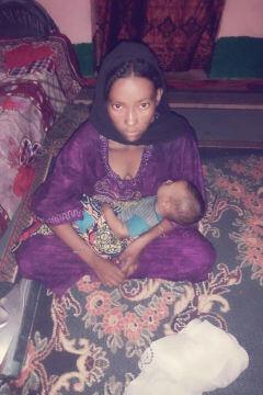 Aide à femme Tiguidit-janvier2018
