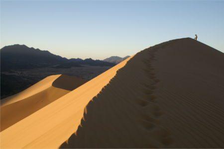 montagne désert Ténéré