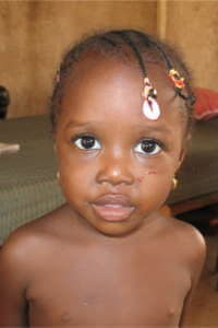 bebé touareg