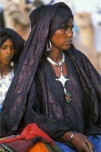 femme chameau